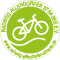 Radwegmeter Allendorfer Straße – Melle Logo